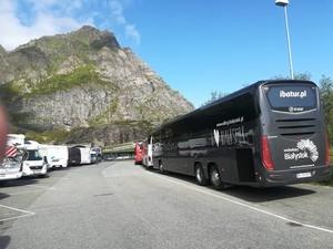 Поездка на автобусе в Северную Норвегию-Лофотенские острова
