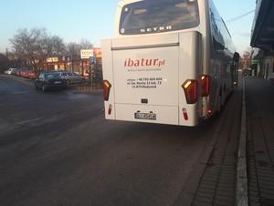 Setra 517 Scania Irizar i6s и вместительный ski box готовы отправиться в лыжные/сноуборд туры Ibatur